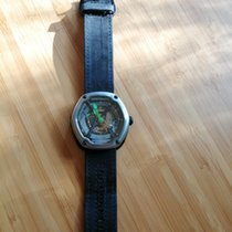 Dietrich pre-owned Automatic Black Sapphire crystal 5 ATM