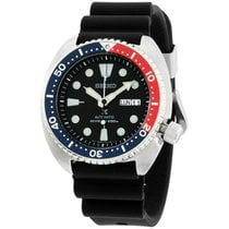 Seiko Prospex Steel 45mm Black United States of America, New York, Brooklyn