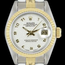 Rolex Lady-Datejust Or/Acier 26mm Arabes