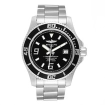 Breitling Superocean 44 Steel 44mm Black Arabic numerals United States of America, Georgia, Atlanta