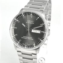 Mido neu Automatik Sichtboden Chronometer 40mm Stahl Saphirglas
