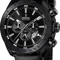 Festina Chrono Sport F16902/1 Herrenchronograph 2. Zeitzone