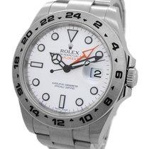 Rolex Oyster Perpetual Date Explorer II 216570WT