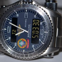 Breitling Titanium Emergency Orbiter 3 Limited Edition
