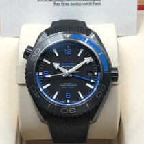 Omega SEAMASTER GMT 45.5mm PLANET OCEAN 600m CO-AXIAL MASTER