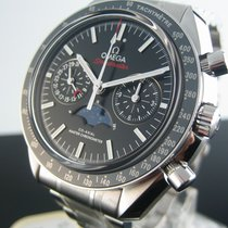 Omega Speedmaster Professional Moonwatch Moonphase nieuw 44,25mm Staal