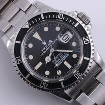 Rolex Vintage 1680 SS Submariner beautiful Matte Dial