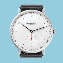 NOMOS Metro 38 new 2019 Manual winding Watch with original box and original papers 1108