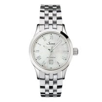 Sinn 456 Steel 28mm Mother of pearl Roman numerals