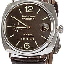 Panerai Radiomir 8 Days Steel 45mm Black Arabic numerals United States of America, Florida, Plantation