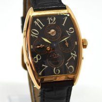 Franck Muller Red gold Automatic pre-owned