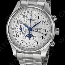 浪琴 MASTER  CHRONOGRAPH WITH MOON PHASE  L27734786