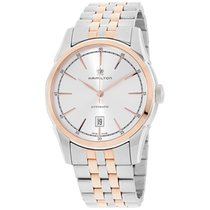Hamilton Spirit Of Liberty Stainless Steel Men's Watch...