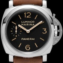 Panerai PAM422 LUMINOR MARINA 1950 3 DAYS ACCIAIO 47MM
