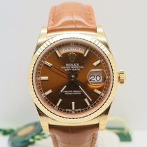 Rolex Day-Date Yellow Gold New Unworn (Box&Papers)