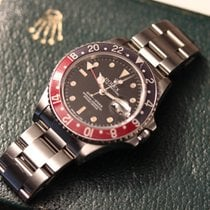Rolex Vintage GMT-Master II Fat Lady  Full Set 'No Date' dial