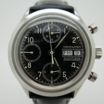 Hamilton Steel 36mm Automatic 9941 pre-owned