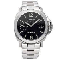 Panerai Pre-Owned  Luminor Marina PAM 50