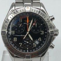 Breitling Transocean Chronograph Acier France, paris