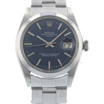 Rolex Date 1500 Watch with Stainless Steel Bracelet and...