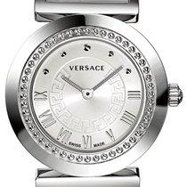 Versace Steel 35mm Quartz P5Q99D001 S001 new