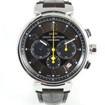 Louis Vuitton Tambour chronograph El Primero Q11410