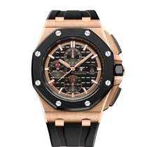 Audemars Piguet Rose gold 44mm Automatic 26401RO.OO.A002CA.02 new United States of America, New York, NEW YORK