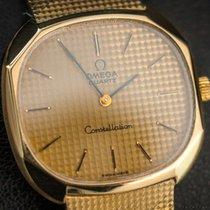 55cb88d07c6 Omega Constellation Quartz Ouro amarelo - Todos os preços de ...