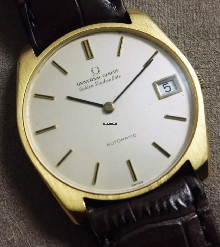 2fb9604ad88 Universal Genève Microtor - Todos os preços de relógios Universal Genève  Microtor na Chrono24