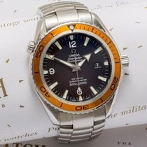 Omega Seamaster Planet Ocean pre-owned Steel