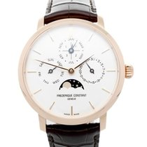 Frederique Constant Manufacture Slimline Perpetual Calendar new 2019 Automatic Watch with original box and original papers FC-775V4S9