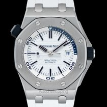 Audemars Piguet Royal Oak Offshore Diver 42mm White United States of America, California, San Mateo