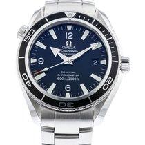Omega 2201.50.00 Acier Seamaster Planet Ocean 42mm