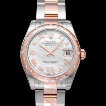 Rolex Lady-Datejust Rose gold 31mm Mother of pearl United States of America, California, San Mateo