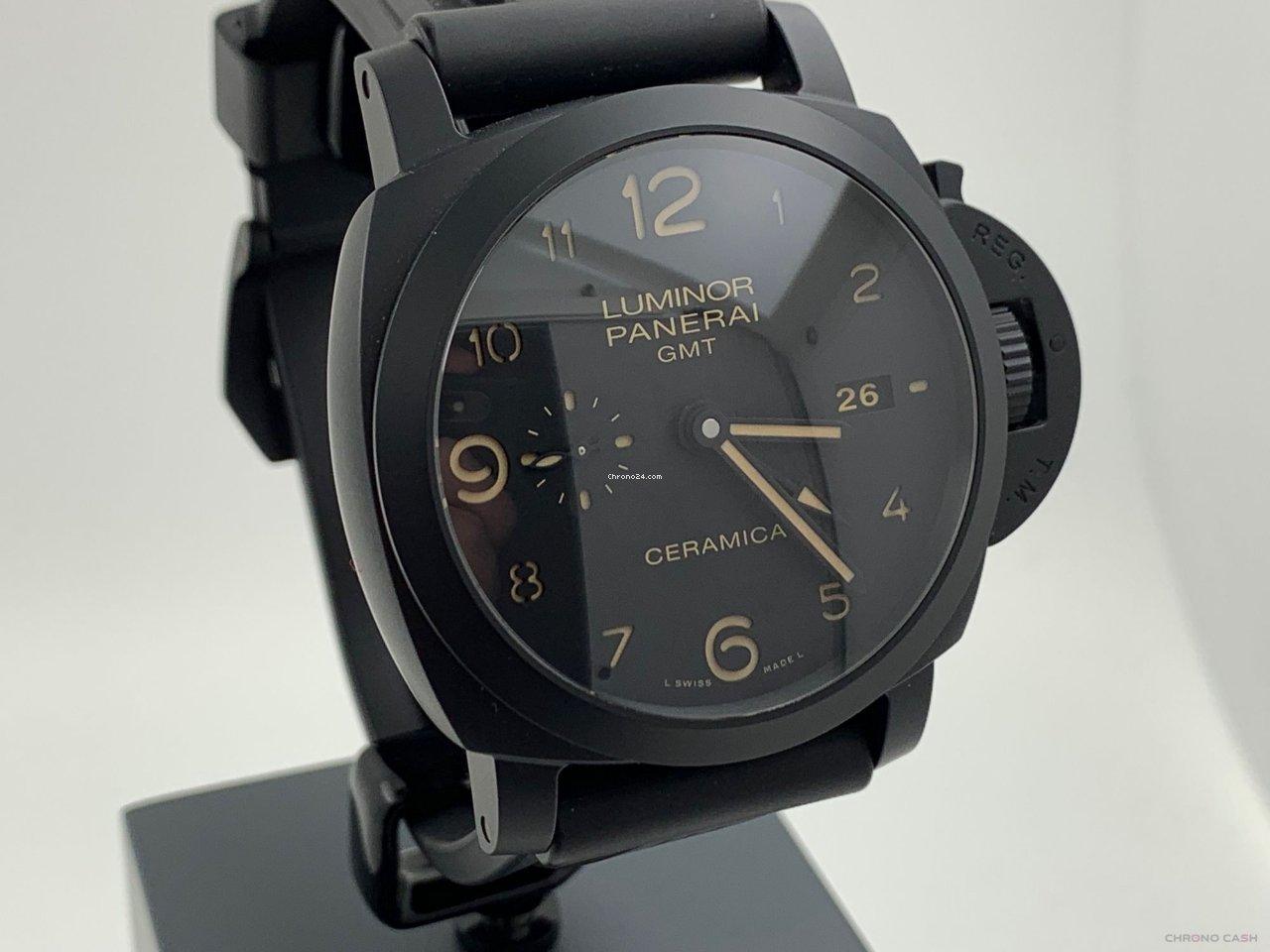 851a2a834c2 Panerai Luminor 1950 Cerâmica - Todos os preços de relógios Panerai Luminor  1950 Cerâmica na Chrono24