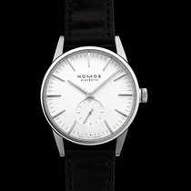 NOMOS Zürich Steel 39.7mm White United States of America, California, San Mateo