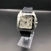 Cartier Steel 41mm Automatic 2740 pre-owned