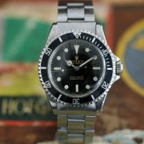 Rolex Submariner (No Date) 5513 1965 rabljen