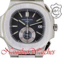 Patek Philippe 5980/1A-001 Acciaio 2009 Nautilus 40mm usato Italia, Riccione