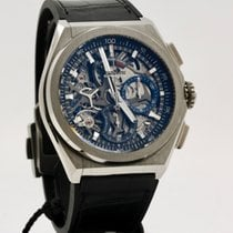 Zenith Titanium 44mm Automatic 95.9000.9004/78.R582 pre-owned