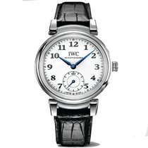 IWC Da Vinci Automatic Steel 40.4mm White Arabic numerals United States of America, Florida, Hollywood