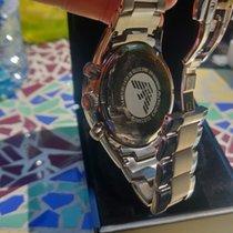 Armani Acier Quartz AR5860 nouveau