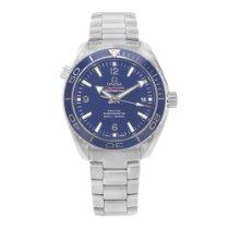 Omega Seamaster Planet Ocean Titanium 46mm Blue United States of America, New York, New York