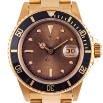 Rolex Submariner Date 16808 1983 pre-owned