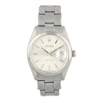 Rolex Oyster Precision Steel 34mm Silver United States of America, New York, New York