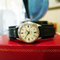 Tudor Oyster Prince Staal 22mm Zilver