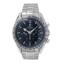 Omega 3594.50.00 Steel Speedmaster Broad Arrow 41mm pre-owned United States of America, New York, New York