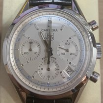 TAG Heuer Carrera Calibre 17 Steel 39mm Silver