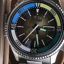 Orient Stål 43mm Automatisk NW469620A-7FPT brukt