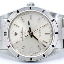 Rolex Air King Precision Steel 34mm Silver No numerals United States of America, Hawaii, Honolulu